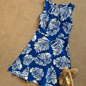Beautiful Hawaiian Style Dress